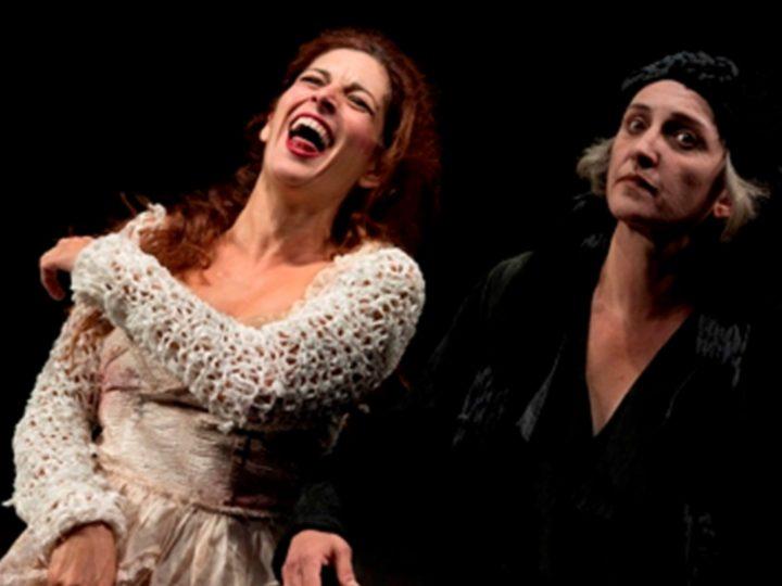 """""""La Ivette"""" de Madre Coraje imparte un taller en TNT"""