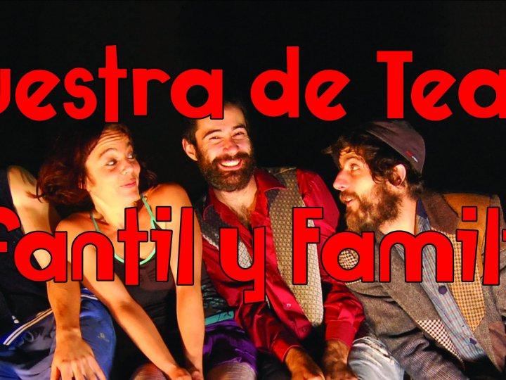 I Muestra de Teatro Infantil y Familiar