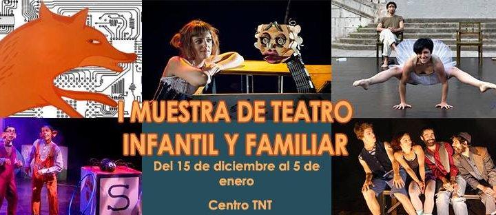 ¡Ven al teatro en Navidad!