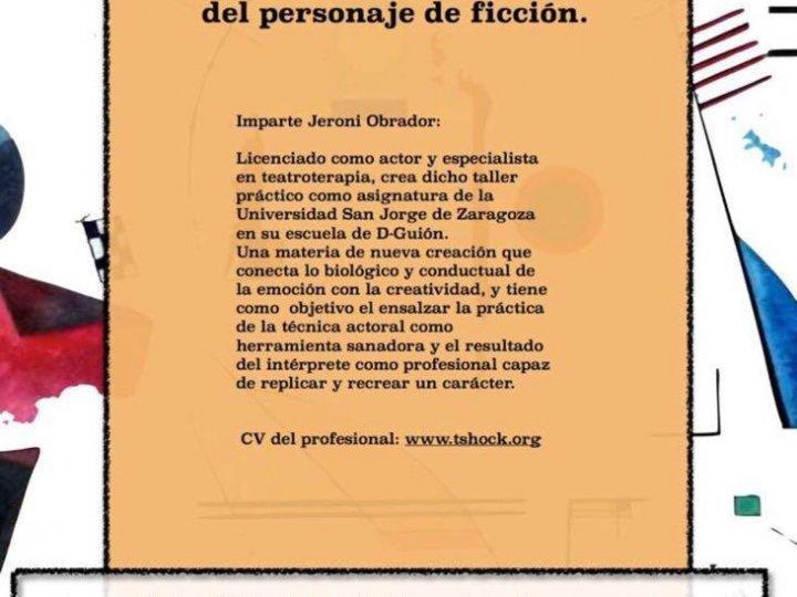 Taller de Cultura Emocional en la ESAD impartido por Jeroni Obrador