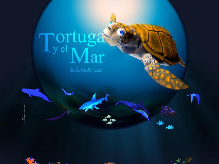 """""""Tortuga y el mar"""" de la compañía Tarambana, inaugura la II Muestra de Teatro Infantil y Familiar"""