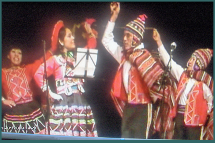 """Centro TNT recibe """"KUTIMUY"""" un espectáculo cargado de teatro, música y danza de los pueblos andinos"""