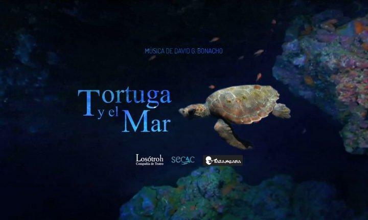 """""""Tortuga y el mar"""" de la compañía Tarambana, inaugura la programación infantil del mes de mayo en Teatro TNT"""