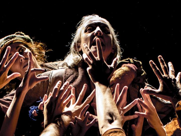 Rey Lear, nuevo exitazo de Atalaya, aclamado por el público y la crítica
