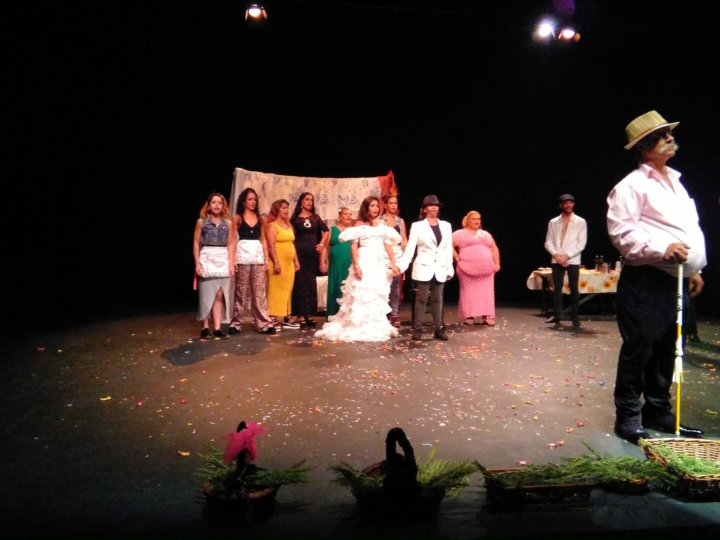 El Colectivo de Familias de El Vacie vuelve al Teatro TNT