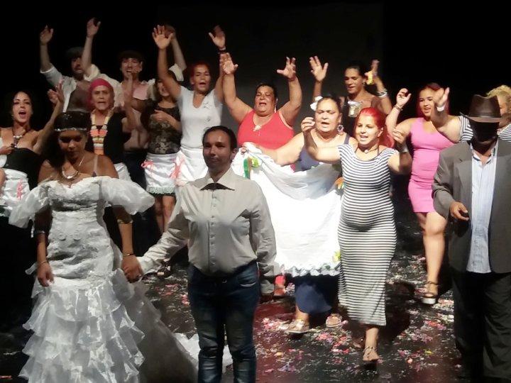 """Las mujeres de El Vacie vuelven a TNT con """"Cuatro rosas"""""""