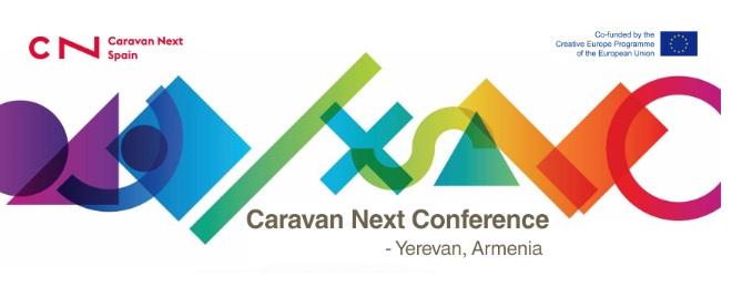 Conferencia – Caravan Next: Armenia