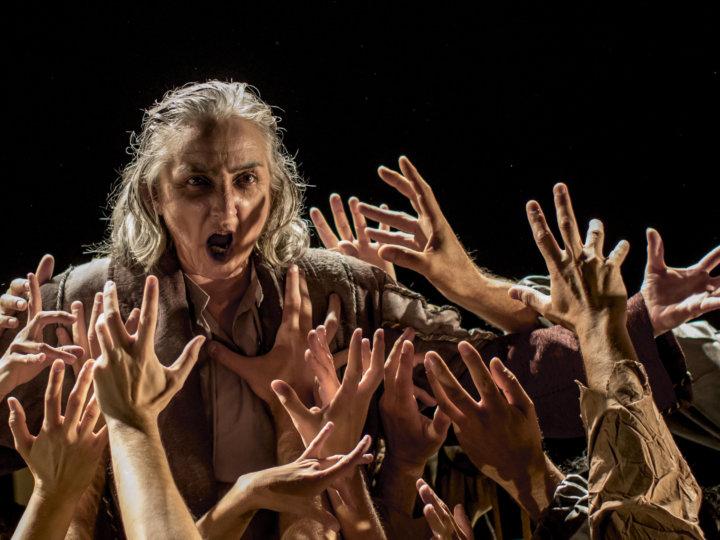 Estreno oficial de Rey Lear en el Teatro Central