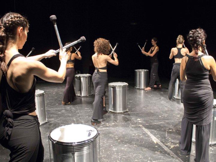 Amazonas de AndanZas cierra el Festival Internacional de Teatro de Cazorla