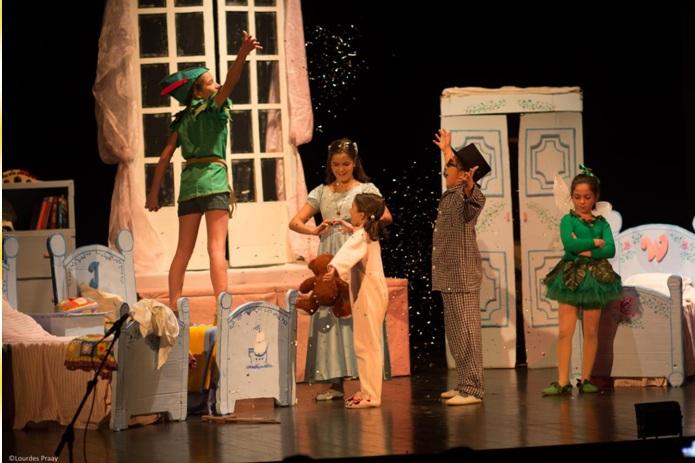 """""""Peter Pan y Wendy"""" vuelven al Teatro TNT"""
