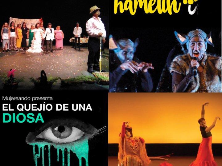 I ETICO, Encuentro de Teatro de Inclusión y Comunitario, tendrá lugar del 22 al 24 de febrero en el Teatro TNT