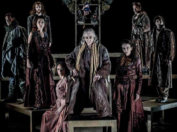 Rey Lear de Atalaya obtiene nueve nominaciones a los VII Premios Lorca del Teatro Andaluz