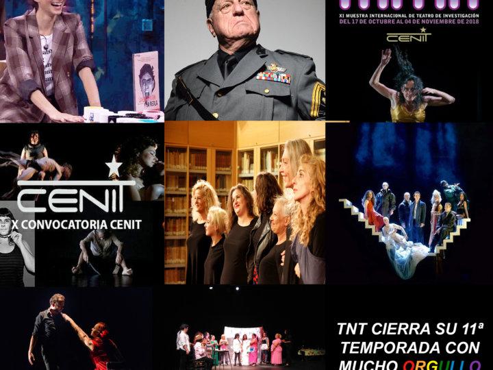 TNT cierra su 11ª temporada con mucho Orgullo