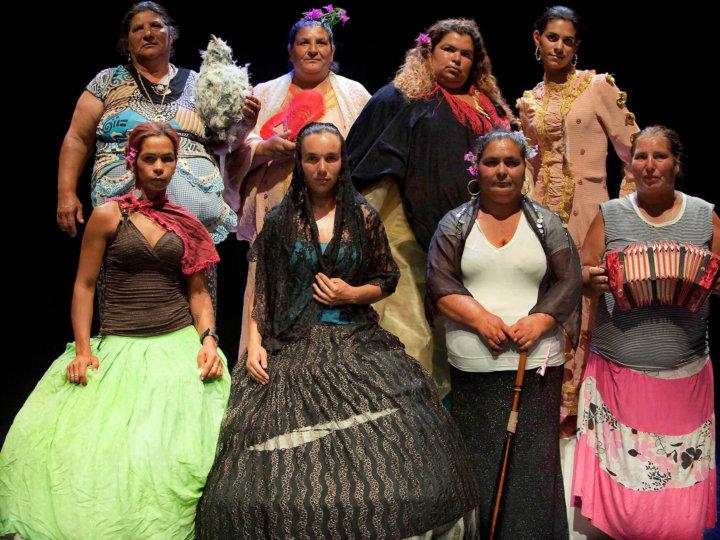 """Vuelve al Teatro TNT """"La casa de Bernarda Alba"""", interpretado por las mujeres de El Vacie"""
