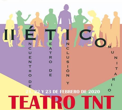 II ETICO: Encuentro de Teatro de Inclusión y Comunitario