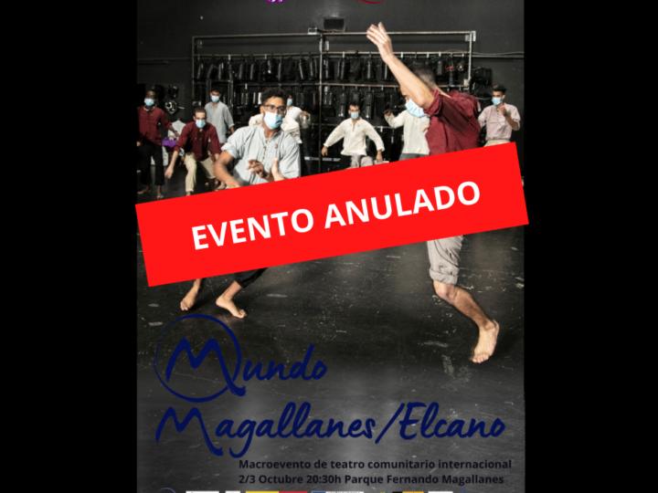 MUNDO MAGALLANES/ELCANO – EVENTO CANCELADO
