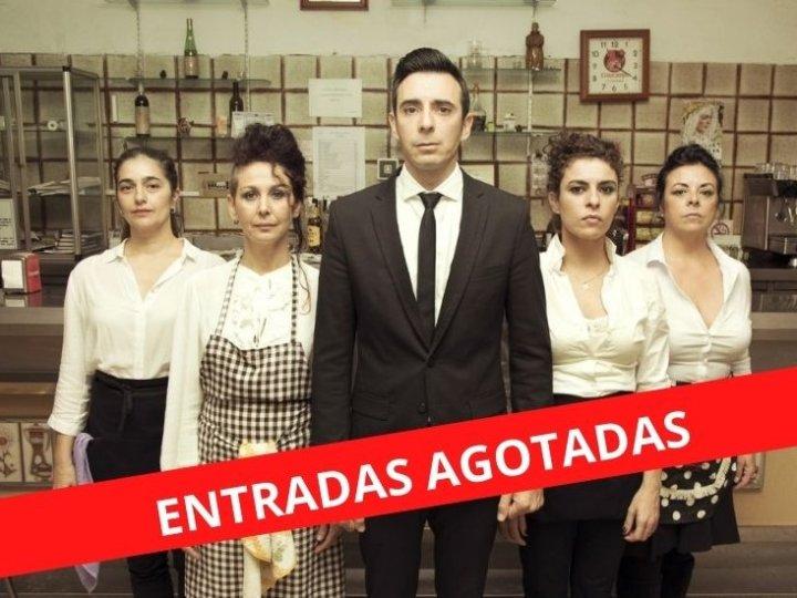 ENTRADAS AGOTADAS para «Flamenco Kitchen»