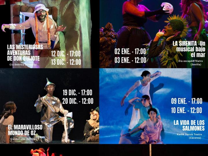 Vuelve la IV Muestra de Teatro Infantil y Familiar al Teatro TNT