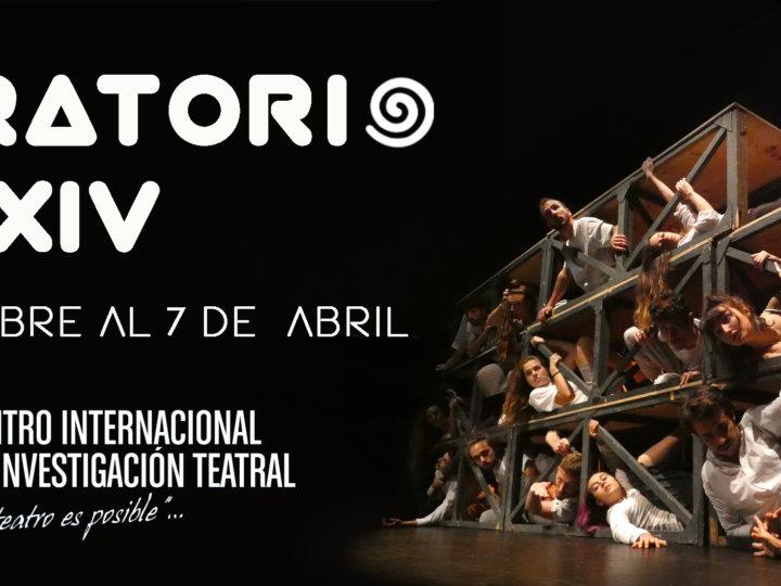 Abierto el plazo de preinscripción al XXIV Laboratorio Internacional del Actor de TNT